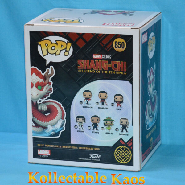 """Shang-Chi and the Legend of the Ten Rings - Great Protector 15cm(6"""") Pop! Vinyl Figure"""