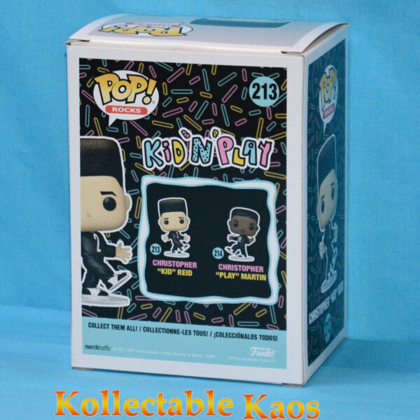 """Kid 'n Play - Christopher """"Kid"""" Reid Pop! Vinyl Figure #213"""
