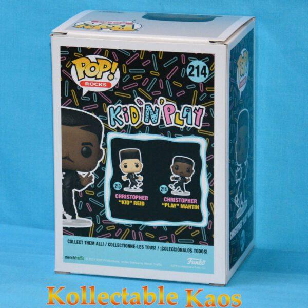 "Kid 'n Play - Christopher ""Play"" Martin Pop! Vinyl Figure"