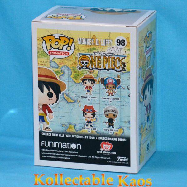 One Piece - Luffy Pop! Vinyl Figure