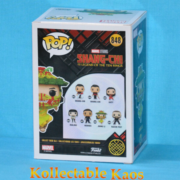 Shang-Chi and the Legend of the Ten Rings - Jiang Li Pop! Vinyl Figure