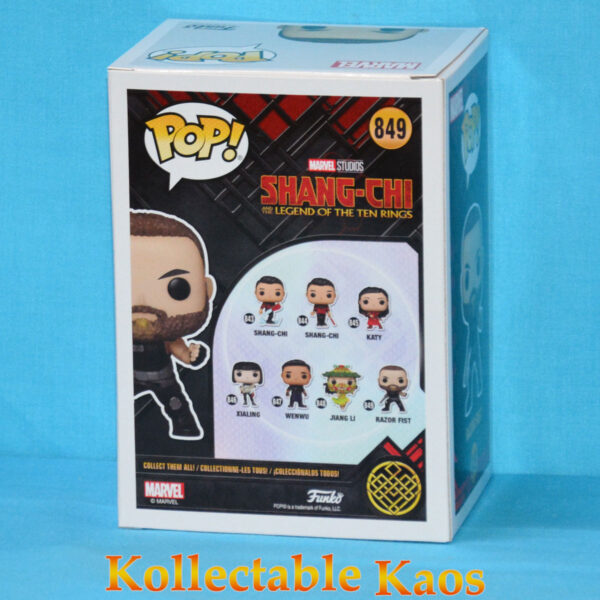 Shang-Chi and the Legend of the Ten Rings - Razor Fist Pop! Vinyl Figure