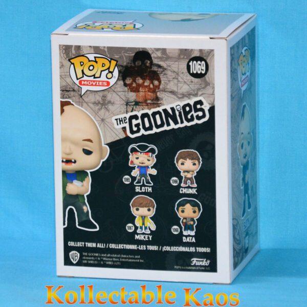 The Goonies - Sloth with Ice Cream Pop! Vinyl Figure
