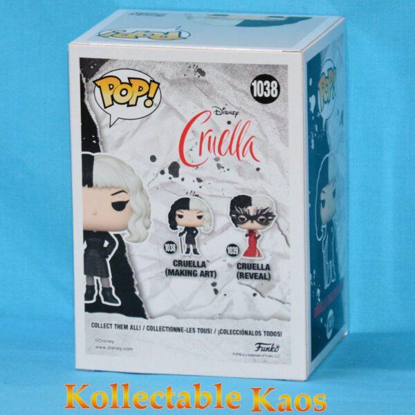 Cruella - Cruella de Vil Making Art Pop! Vinyl Figure