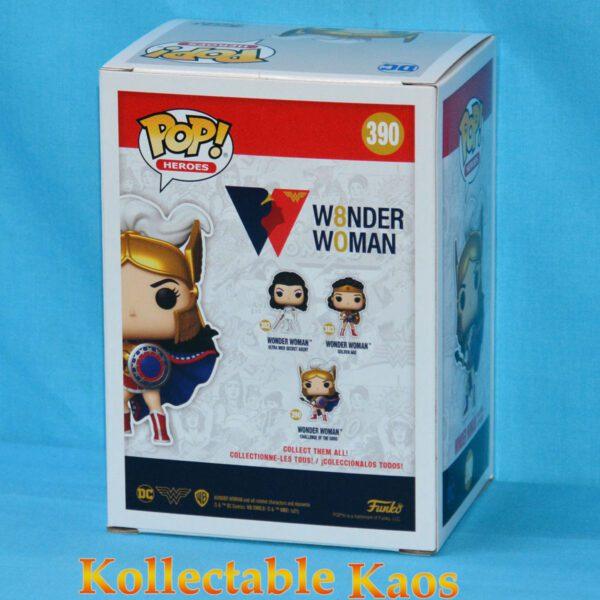 Wonder Woman - Wonder Woman Challenge of the Gods 80th Anniversary Pop! Vinyl Figure