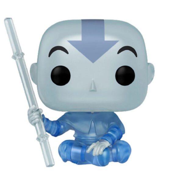 Avatar: The Last Airbender - Spirit Aang Glow in the Dark Pop! Vinyl Figure