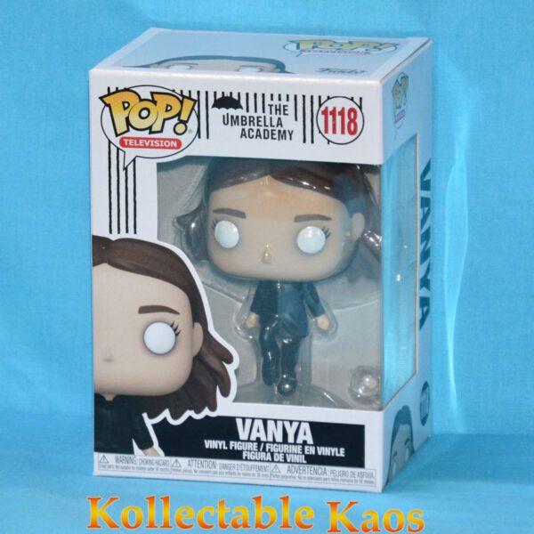The Umbrella Academy - Vanya Hargreeves Flying Pop! Vinyl Figure