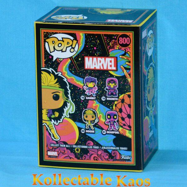 X-men - Rogue Blacklight Pop! Vinyl Figure