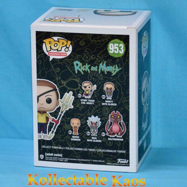 Rick and Morty - Evil Morty Pop! Vinyl Figure