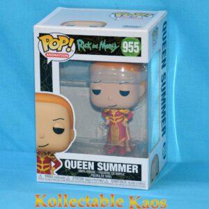 Rick and Morty - Queen Summer Pop! Vinyl Figure