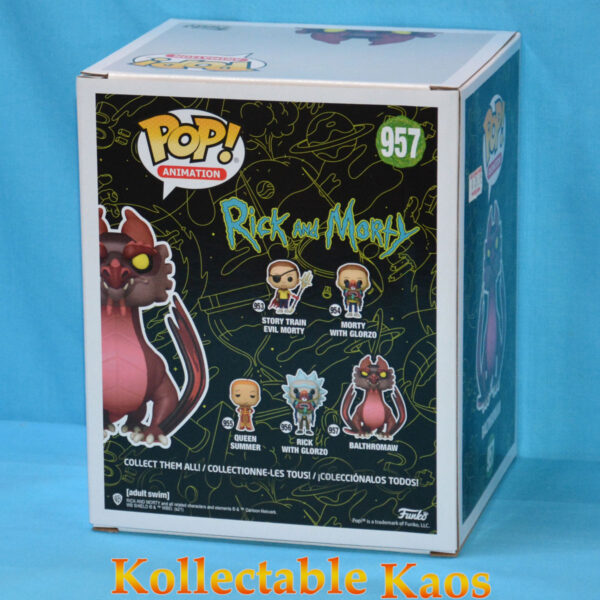"Rick and Morty - Balthromaw 15cm(6"") Pop! Vinyl Figure"