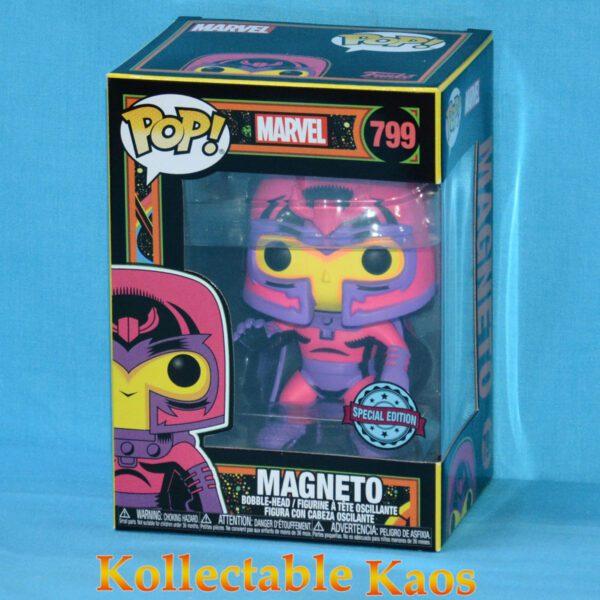 X-Men - Magneto Blacklight Pop! Vinyl Figure
