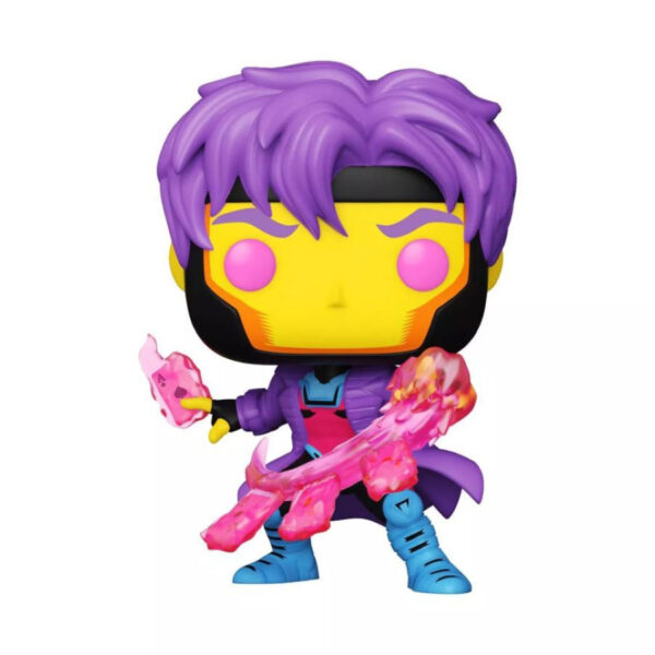 X-Men - Gambit Blacklight Pop! Vinyl Figure