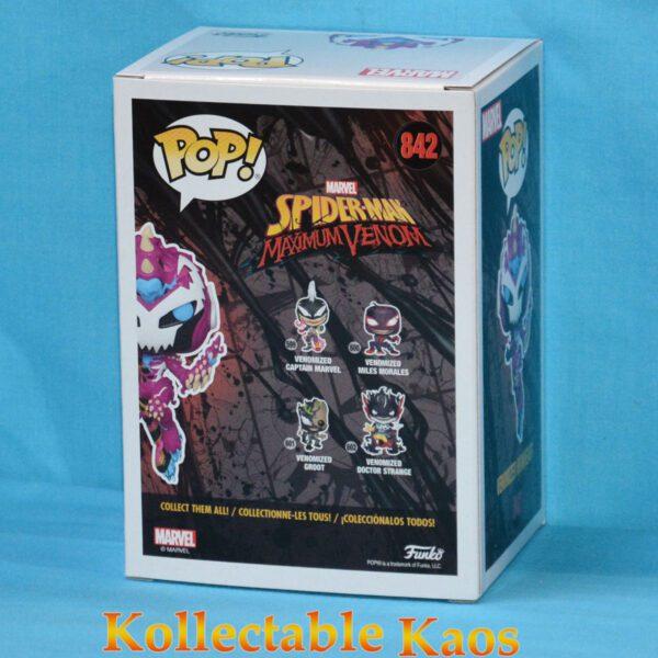 Spider-Man: Maximum Venom - Venomized Ironheart Pop! Vinyl Figure Chase