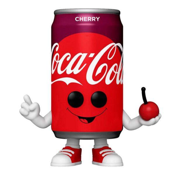 Icons - Cherry Coke Can Metallic Pop! Vinyl Figure