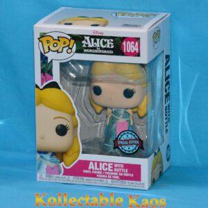 Alice in Wonderland - Alice with Bottle 70th Anniversary Pop! Vinyl Figure