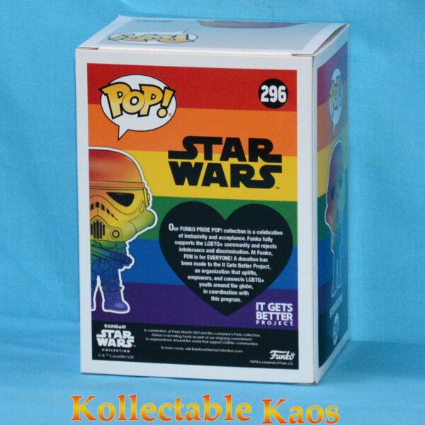 Star Wars - Stormtrooper Rainbow Pride Pop! Vinyl Figure