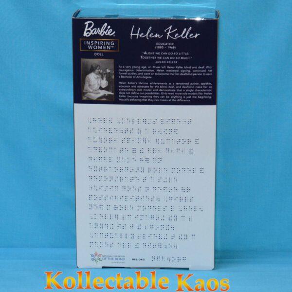 Barbie - Helen Keller Inspiring Women Doll