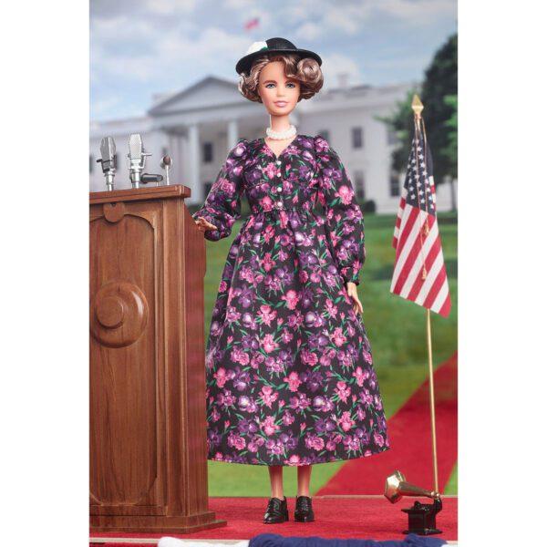 Barbie - Eleanor Roosevelt Inspiring Women Doll