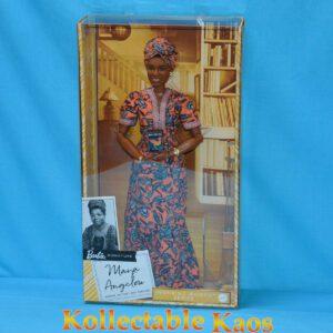 Barbie - Maya Angelou Inspiring Women Series Doll