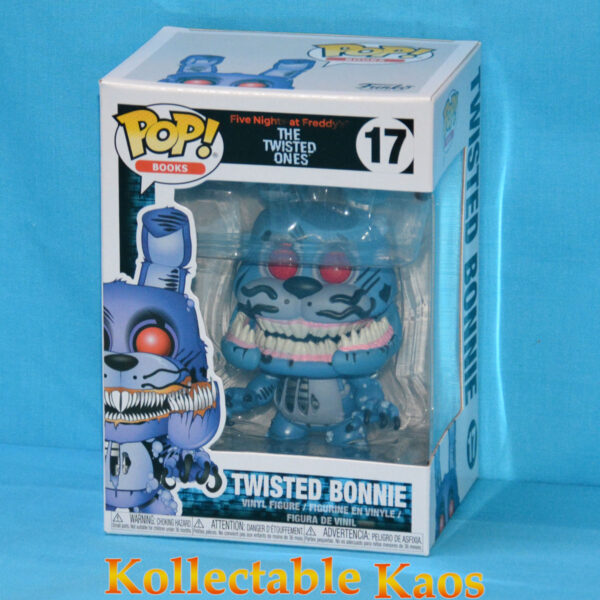 Five Nights at Freddy's: The Twisted Ones - Twisted Bonnie Pop! Vinyl Figure