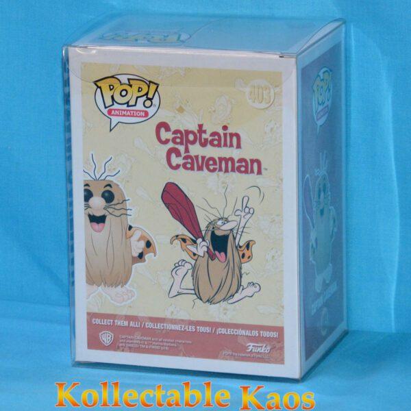 SDCC 2018 SCE - Captain Caveman Pop! Vinyl Figure