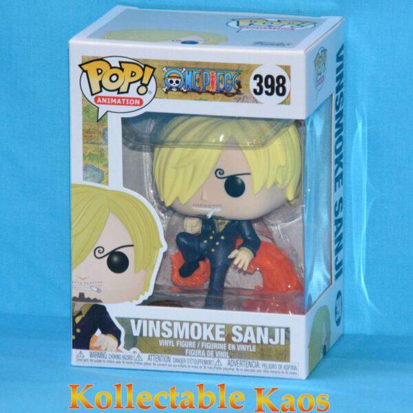 One Piece - Vinsmoke Sanji Pop! Vinyl Figure