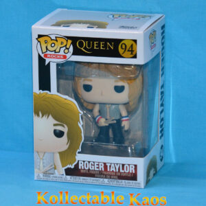 FUN33716 Queen Roger Taylor Pop 1 300x300 - South Australia's Largest Collectable Store