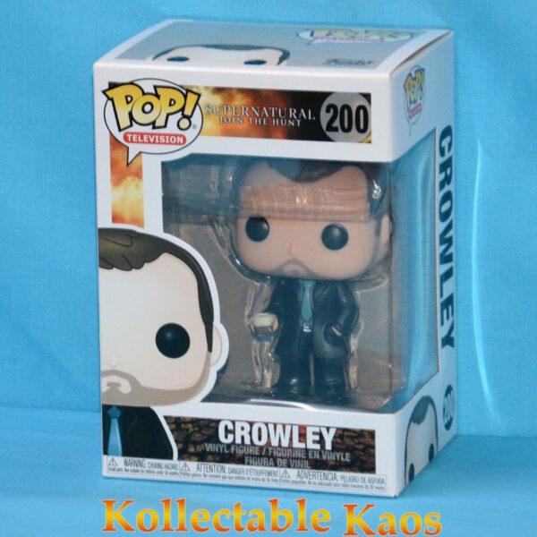 Supernatural - Crowley Pop! Vinyl Figure