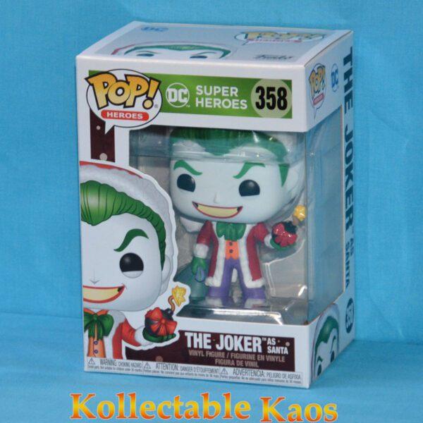 Batman - Joker Santa Holiday Pop! Vinyl Figure