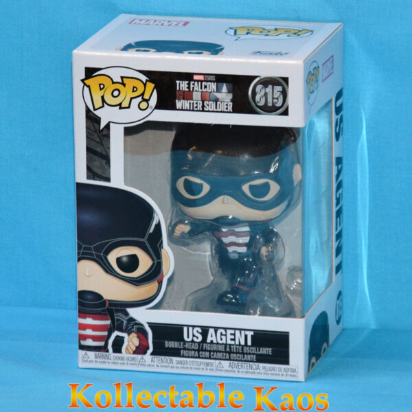 The Falcon and the Winter Soldier - U.S. Agent Pop! Vinyl Figure