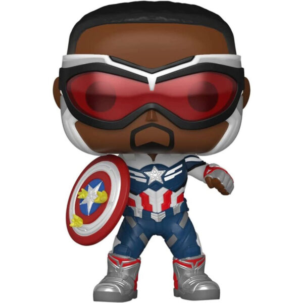 The Falcon and the Winter Soldier - Capt America Year of the Shield Pop! Vinyl Figure