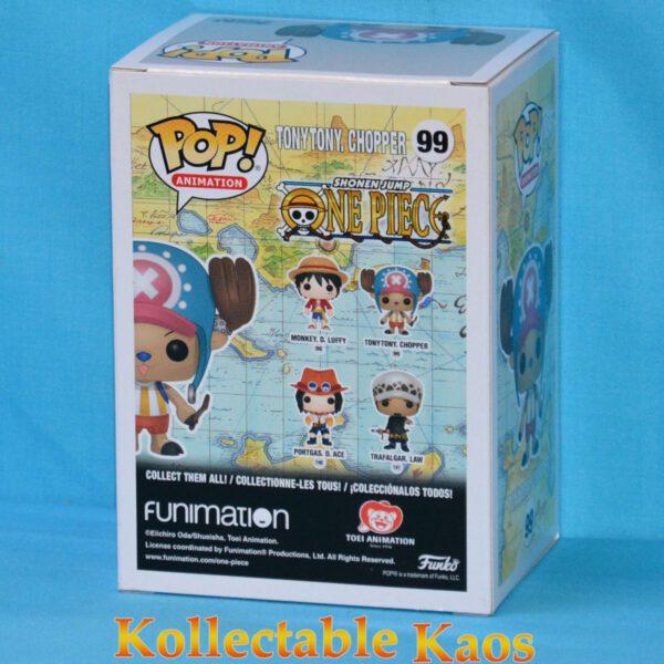 One Piece - Tony Tony Chopper the Reindeer Pop! Vinyl Figure