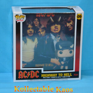 AC/DC - Highway to Hell Pop! Albums Vinyl Figure