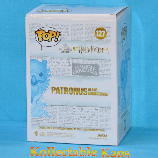 Harry Potter - Albus Dumbledore's Patronus Pop! Vinyl Figure