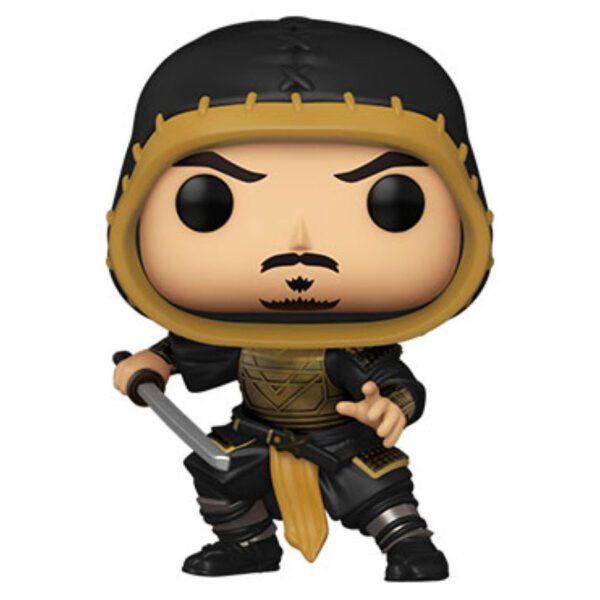 Mortal Kombat (2021) - Scorpion Unmasked Pop! Vinyl Figure