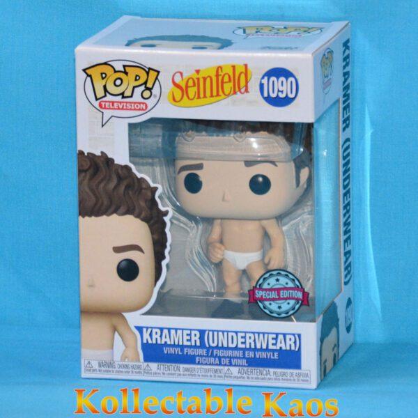 Seinfeld - Kramer in Underwear Pop! Vinyl Figure