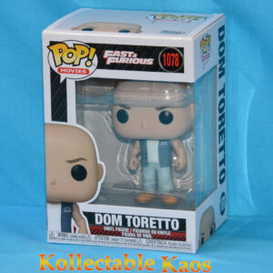 Fast and Furious 9 - Dominic Toretto Pop! Vinyl Figure