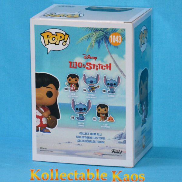 Lilo & Stitch - Lilo with Scrump Pop! Vinyl Figure