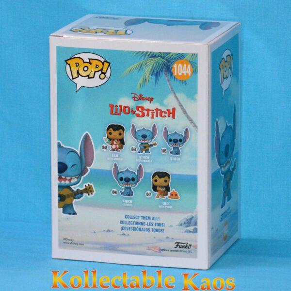 Lilo & Stitch - Stitch with Ukelele Pop! Vinyl Figure