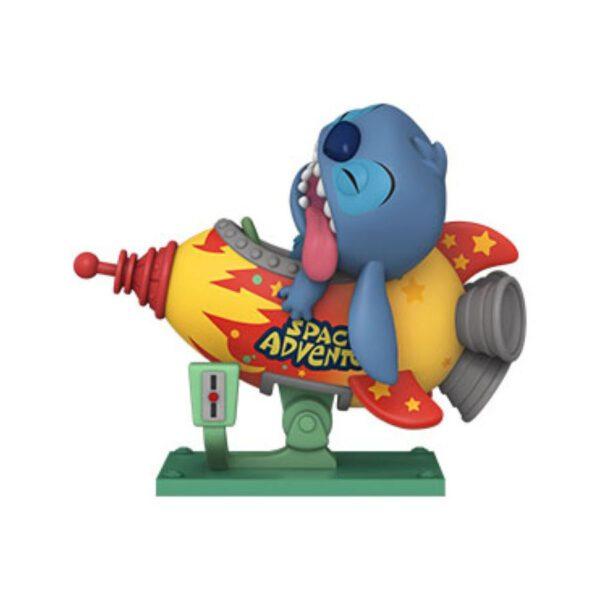 Lilo & Stitch - Stitch in Rocket Pop! Rides Vinyl Figure