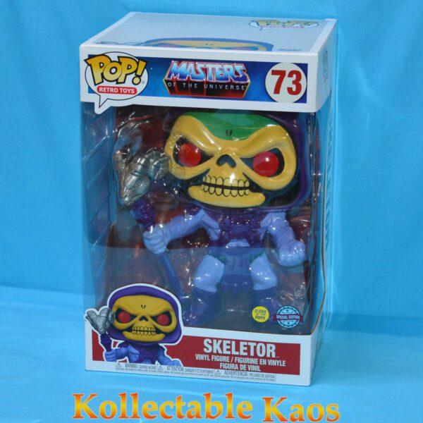 Masters of the Universe - Skeletor Glow in the Dark 25cm Pop! Vinyl Figure