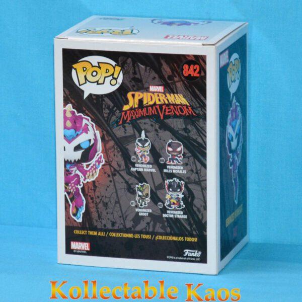 Spider-Man: Maximum Venom - Venomized Ironheart Pop! Vinyl Figure