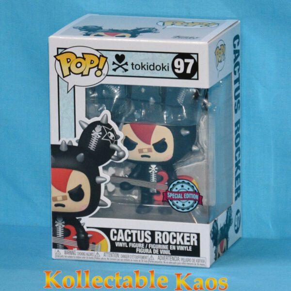 Tokidoki - Cactus Rocker Pop! Vinyl Figure