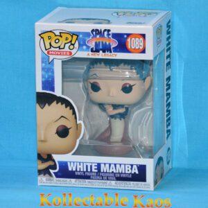 Space Jam 2: A New Legacy - White Mamba Pop! Vinyl Figure