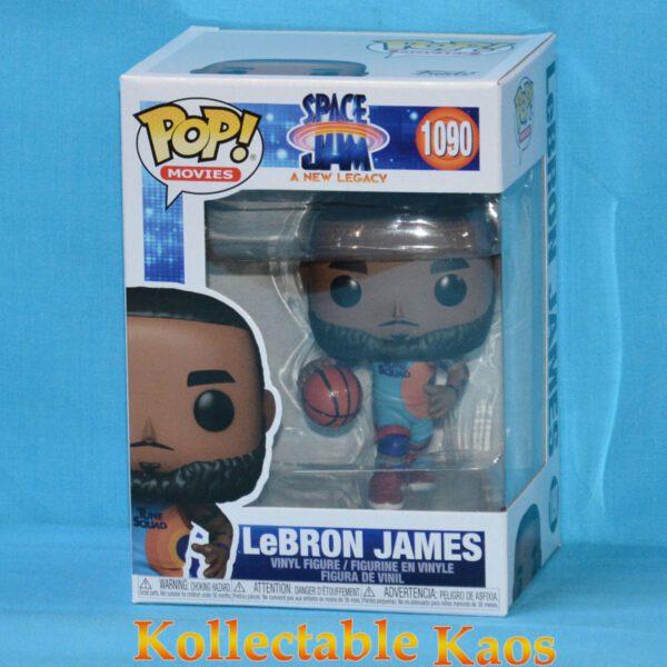 Space Jam 2: A New Legacy - LeBron James Dribbling Pop! Vinyl Figure