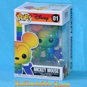 Disney - Mickey Rainbow Pride Pop! Vinyl Figure