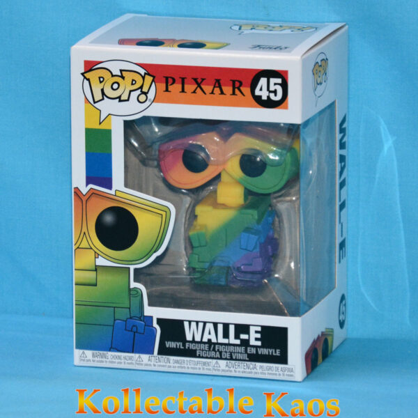 Wall-E - Wall-E Rainbow Pride Pop! Vinyl Figure
