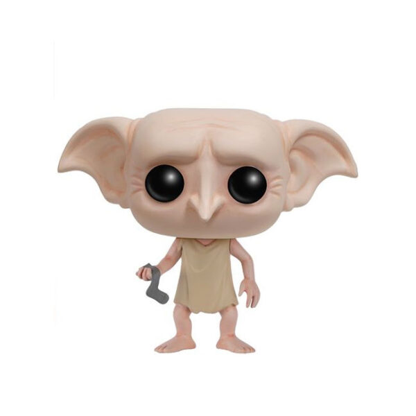 Harry Potter - Dobby with Sock Pop! Vinyl Figure