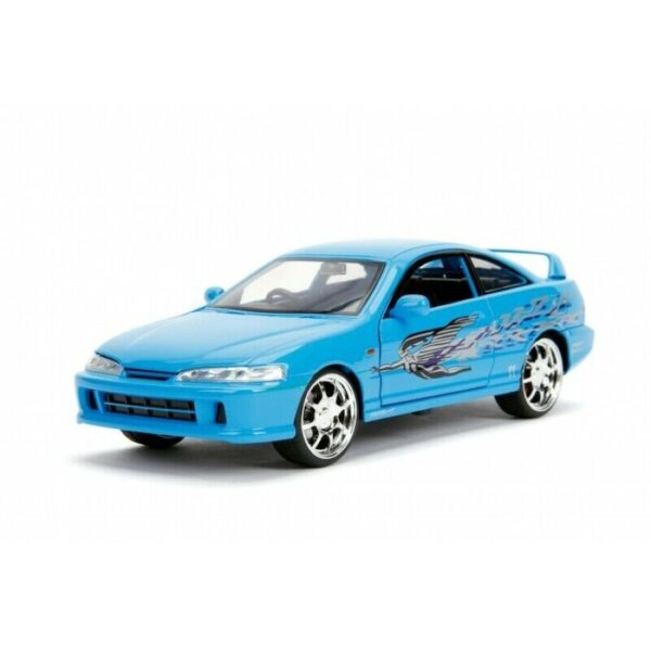 1:24 Jada Hollywood Rides - Fast and Furious 8 - Mia's Acura Integra Type R